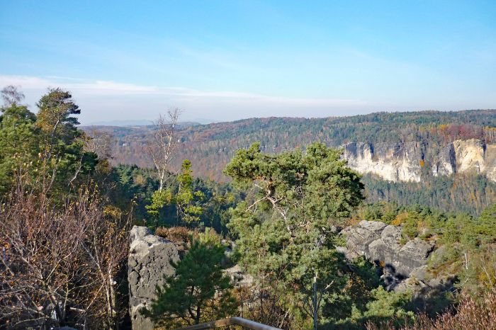 Rauenstein in Saxon Switzerland