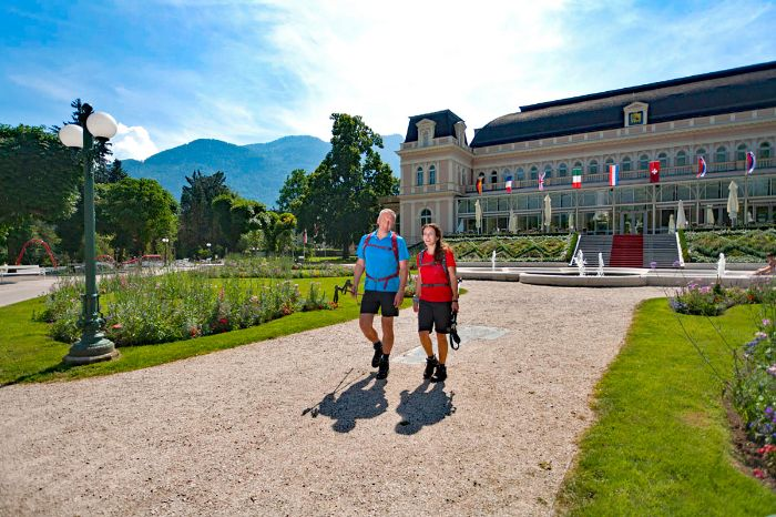 Cultural highlight Kurhaus Bad Ischl
