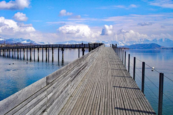 Wandersteg in Rapperswil