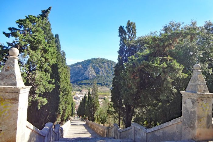 Pollenca - walking Mallorca