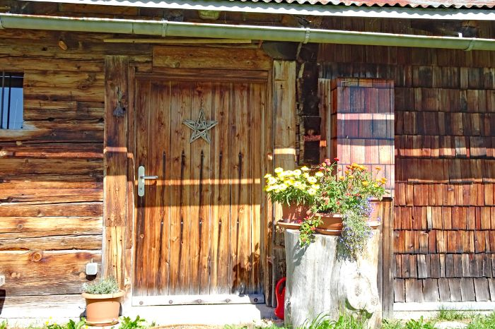Traditional cottage in Reit im Winkl