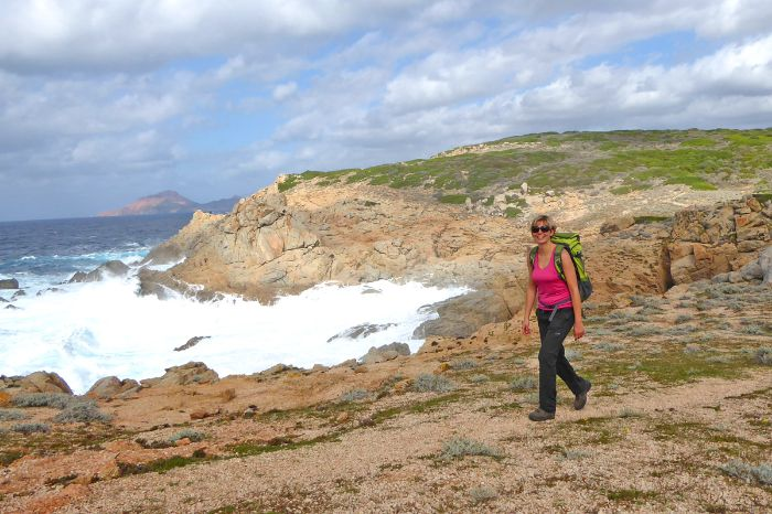 Omigna on Corse - trekking with Eurohike