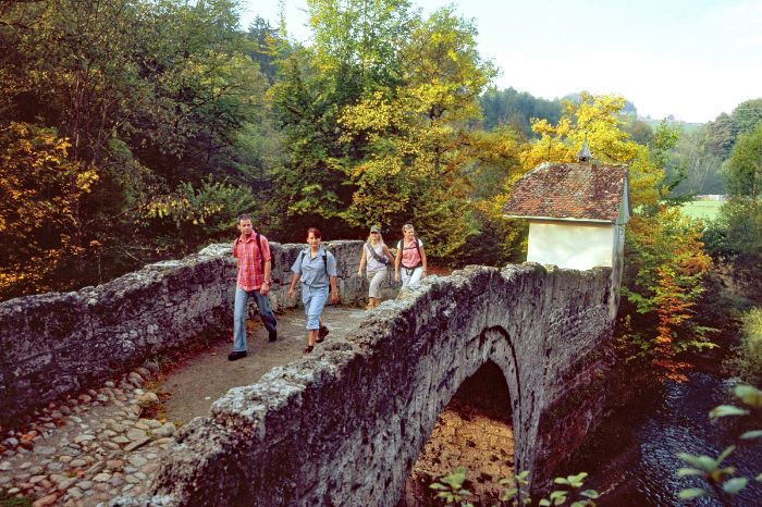 Bridge of St. Appoline