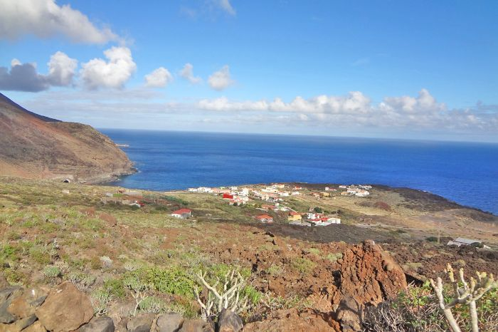 Fascinating coastal view El Hierro