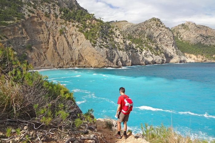 Hiking and Sea at Mallorca - Coll Baix Bay